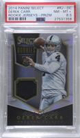 Derek Carr [PSA 8.5 NM‑MT+] #/299