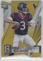 Rookies - Tom Savage #/10