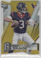Tom Savage #/10