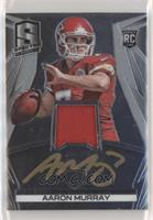 Rookie Jersey Autographs - Aaron Murray [Noted] #/149