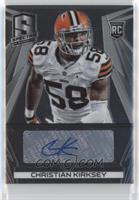 Rookie Autographs - Christian Kirksey #/149