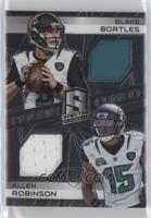Blake Bortles, Allen Robinson #/199