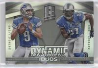 Calvin Johnson, Matthew Stafford /5