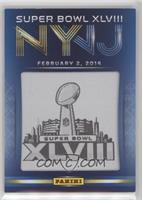 Super Bowl XLVIII Logo