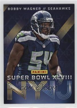 2014 Panini Super Bowl XLVIII - Seattle Seahawks #9 - Bobby Wagner