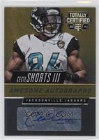 Cecil Shorts III /25