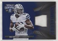 Dez Bryant [Noted] #/25