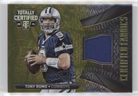 Tony Romo #/25