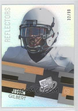 2014 Press Pass - [Base] - Holofoil Reflectors #21 - Jug Girard /99