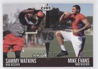Sammy Watkins, Mike Evans