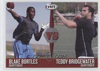 Blake Bortles, Teddy Bridgewater