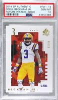 Odell Beckham Jr. [PSA 10 GEM MT] #/99