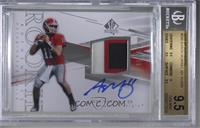 Rookie Patch Autographs - Aaron Murray [BGS 9.5 GEM MINT] #/550