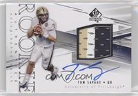 Rookie Patch Autographs - Tom Savage /550