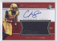 Rookie Autograph Jersey - Charles Sims #/425