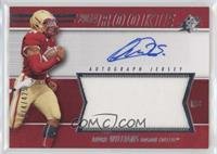 Rookie Autograph Jersey - Andre Williams /425