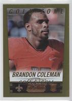 Brandon Coleman #/50