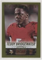 Teddy Bridgewater #/50