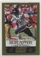 Julius Peppers [Noted] #/50