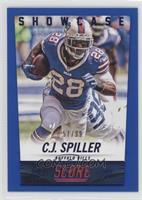 C.J. Spiller #/99