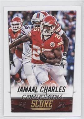 2014 Score - [Base] #110 - Jamaal Charles