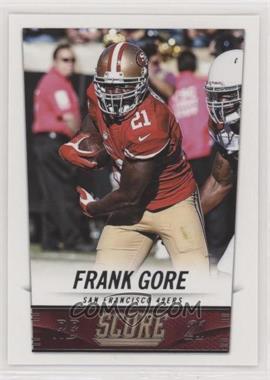 2014 Score - [Base] #188 - Frank Gore