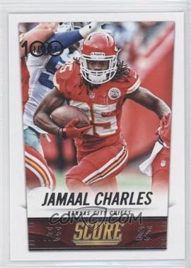 2014 Score - [Base] #238 - Jamaal Charles