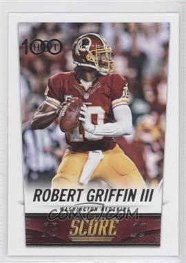 2014 Score - [Base] #325 - Robert Griffin III