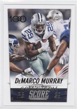 2014 Score - [Base] #327 - DeMarco Murray