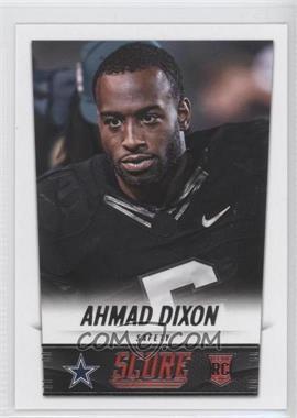 2014 Score - [Base] #334 - Ahmad Dixon