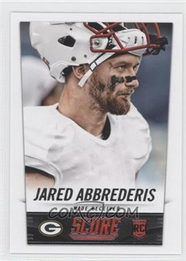2014 Score - [Base] #379 - Jared Abbrederis