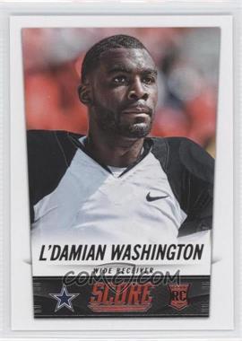 2014 Score - [Base] #397 - L'Damian Washington