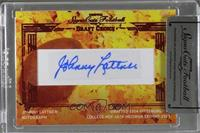 Johnny Lattner /5 [ENCASED]