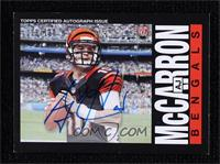 A.J. McCarron [Noted] #/150