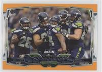 Seattle Seahawks Team /96