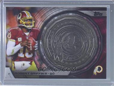 2014 Topps - NFL Kickoff Coin Card #NFLKC-RG - Robert Griffin III