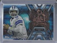Tony Romo [Noted] #/75