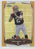 Johnny Manziel /50