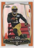 Ha Ha Clinton- Dix [EX to NM]