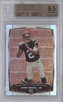 Johnny Manziel /99 [BGS 9.5]