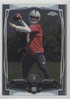 Derek Carr (With Ball) [Noted]