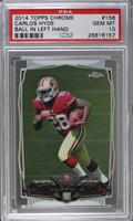 Carlos Hyde (Ball in Left Hand) [PSA 10]