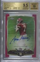 Aaron Murray [BGS 9.5 GEM MINT] #/75