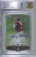 Aaron Murray [BGS 9 MINT] #/150