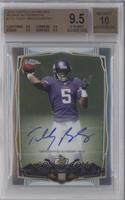 Teddy Bridgewater [BGS 9.5]