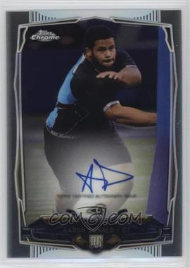 2014 Topps Chrome - Rookie Autographs #175 - Aaron Donald