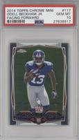 Odell Beckham Jr. (Running Forward) [PSA 10 GEM MT]