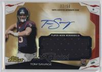 Tom Savage /50