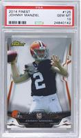 Johnny Manziel [PSA 10 GEM MT]
