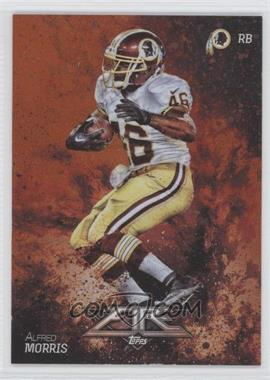2014 Topps Fire - [Base] - Foil Flame #79 - Alfred Morris